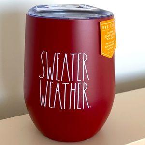 🆕Sweater Weather Insulated Wine Glass